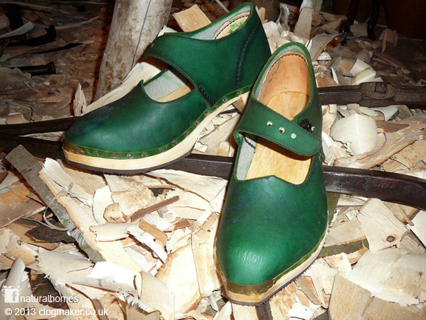 The Last Clog Maker in England