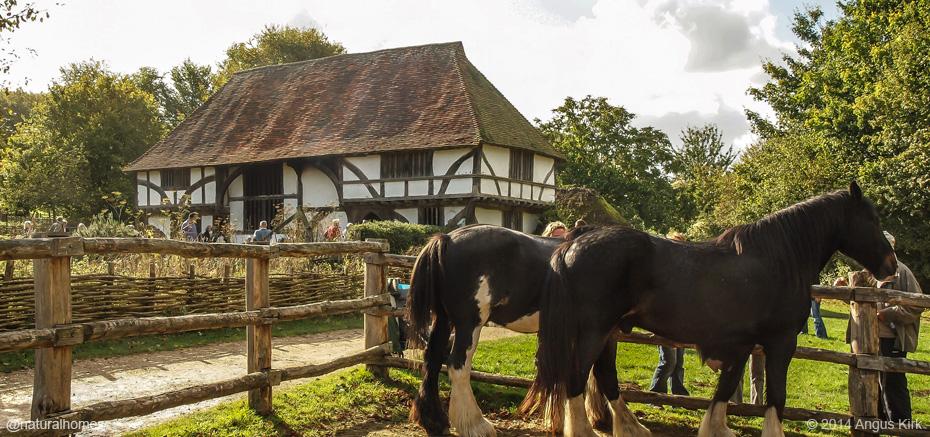 Bayleaf Farmstead England
