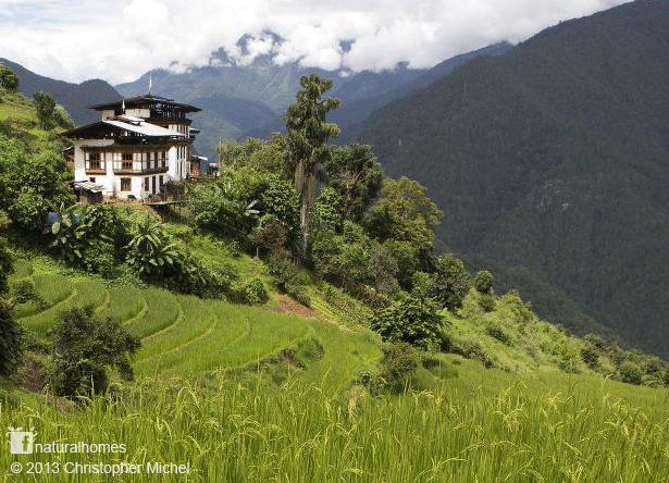 The Land Of Happiness Natural Living In Bhutan