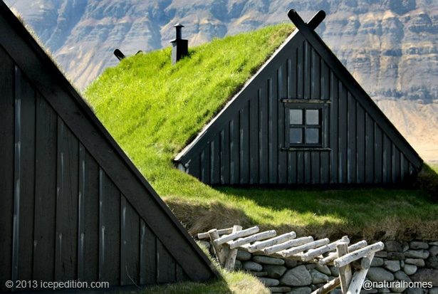 The Stone And Turf Fishing Stations Of Iceland