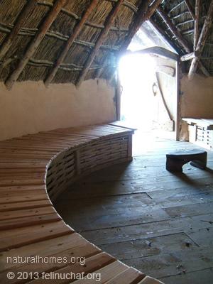Building A Celtic Roundhouse