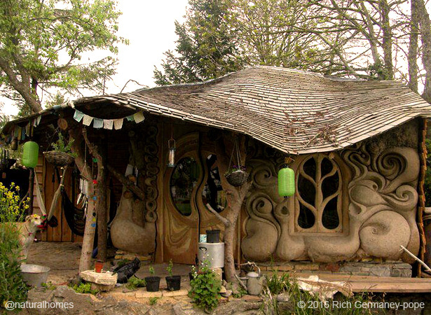 The Cob House Collection At Natural Homes