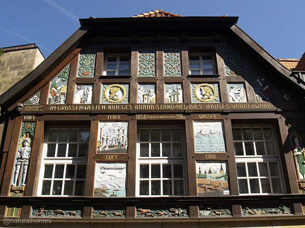 ... the most prominent timber framing sites on the German Timber Frame Road  with over 1200 timber frame buildings, spanning at least 5 centuries of  German ...