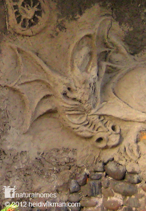 Clay dragon