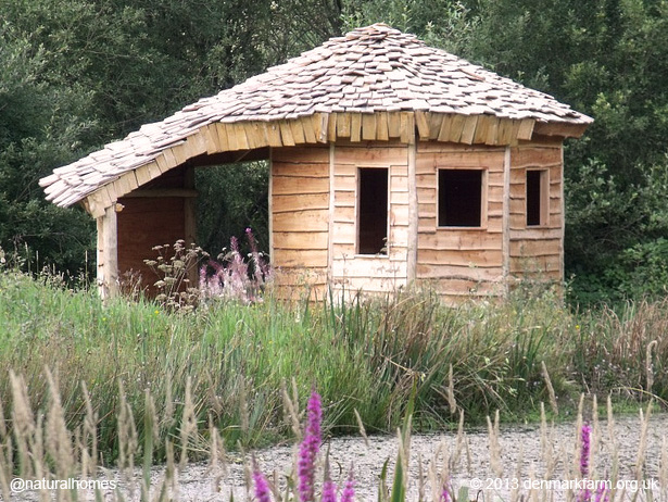 An 8 Step Guide To Building A Sweet Chestnut Shelter