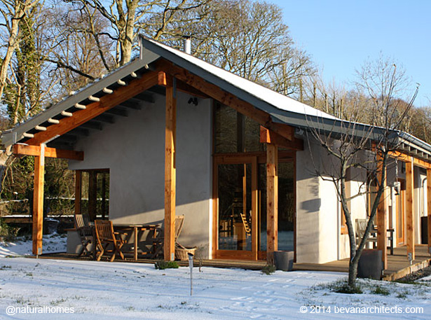 Natural Home Building : Natural building articles a visual display of