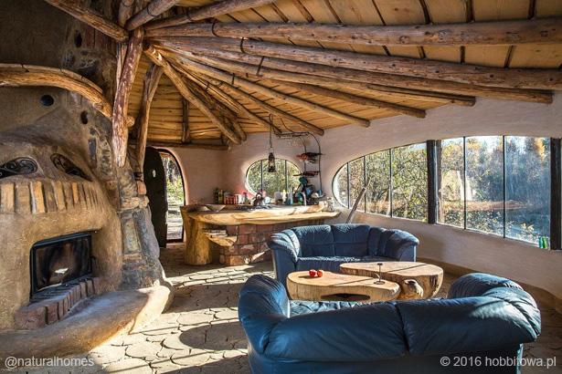 A beautiful Polish hobbit house