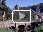 Castle Combe (1962) from Pathe News