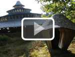 Bill Coperthwaite: The three storey wooden yurt