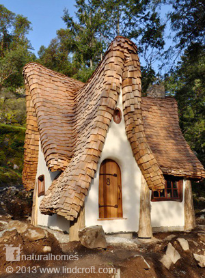 Storybook Architecture On The Shores Of Vancouver Island Canada